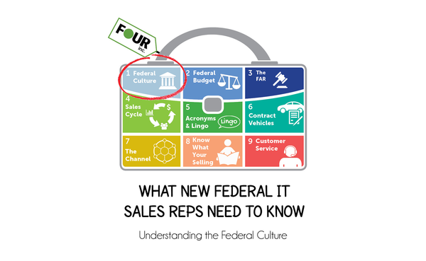 What New Federal IT Sales Reps Need to Know: Understanding the Federal Culture