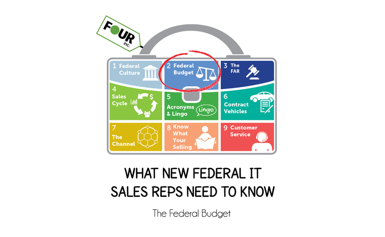 What New Federal IT Sales Reps Need to Know: The Federal Budget